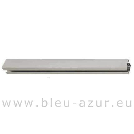 305-Rail Alu Aura Carré Antic bronze