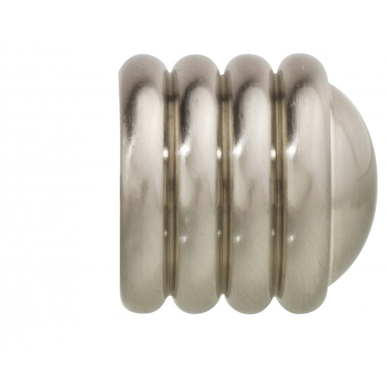 293-Embout parfum Ø 20 mm Nickel mat