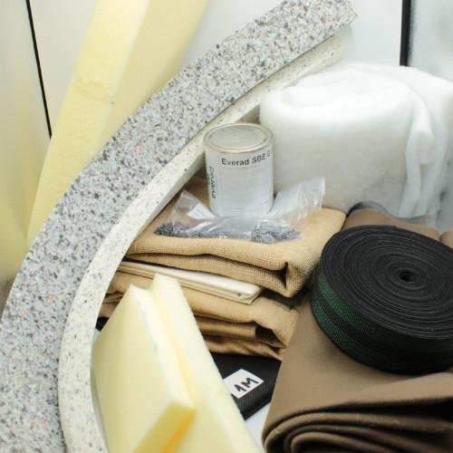 Kit confection fauteuil Bridge mousse - Achat kit confection ...