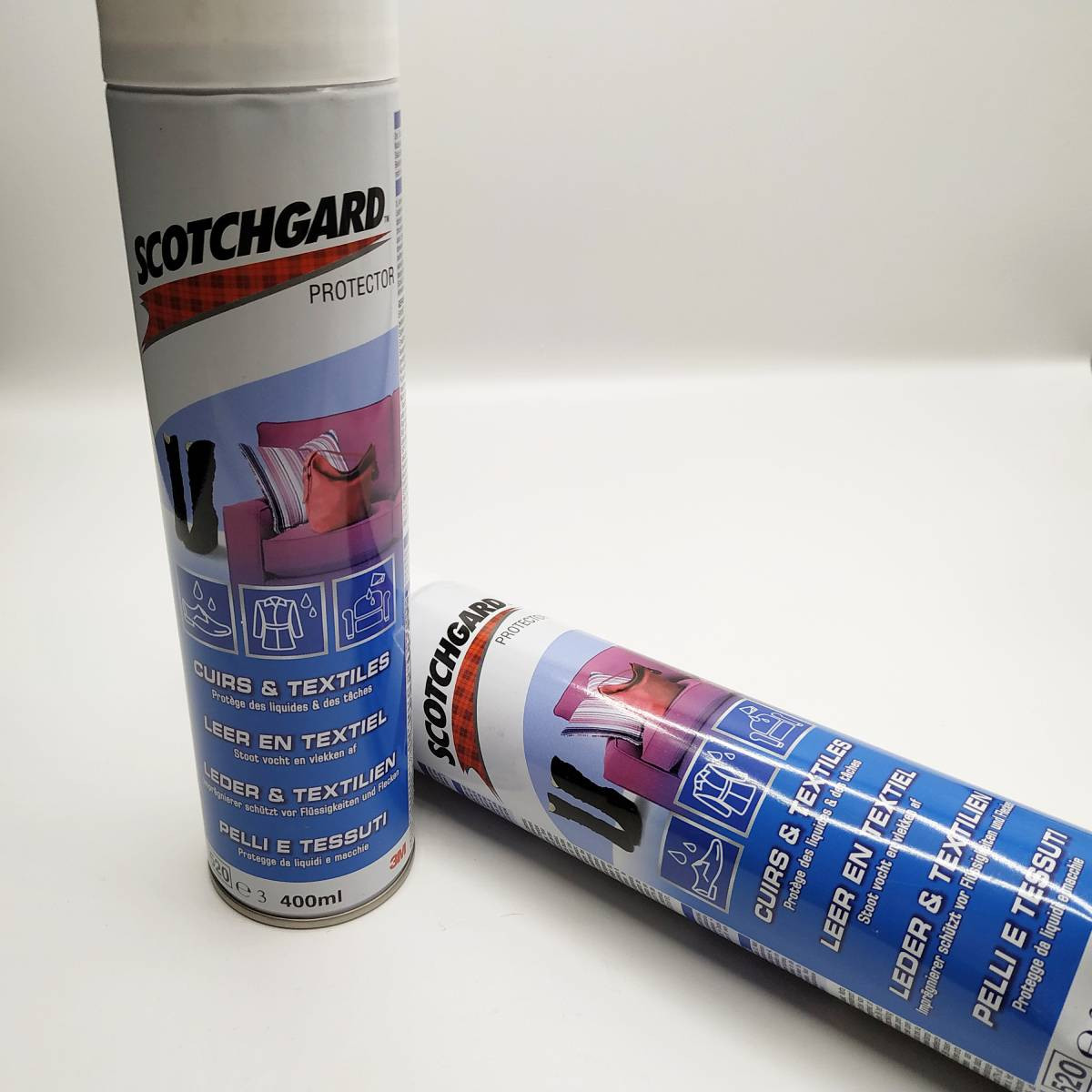 Spray Scotchgard